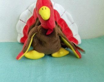 TY Beanie Babies, Gobbles the Turkey