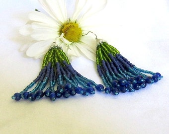 Dangle Seeds Earrings
