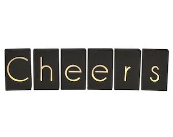 Cheers Paper Luminaries
