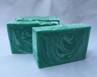 Citrus and Basil soap