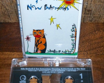 Edie Brickell & The New Bohemians Shooting Rubberbands At The Stars Vintage Cassette Tape