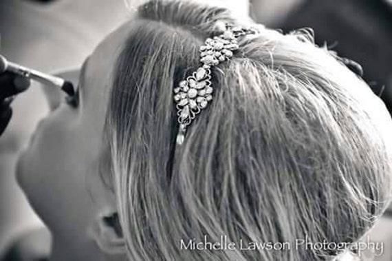 Bridal headband, Wedding headpiece, Rose gold hair piece, Crystal Head piece, Vintage style headband, Antique silver, Swarovski headband