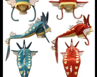 Pokemon Hat - Gyarados OR Shiny Gyarados