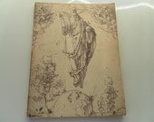 Old Master Drawings vintage catalogue 1960