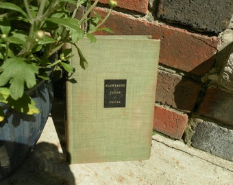 Flowering Judas and Other Stories by Katherine Ann Porter Modern Library vintage edition 1935