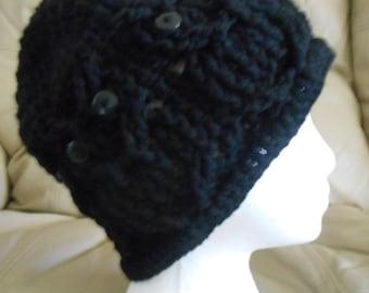 Black Child Hoot Owl Hat