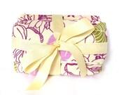 zip pouch gift set - lavender