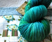 Turtles in the Tide Pool Gift Set (small) ~ Needle Roll & Yarn