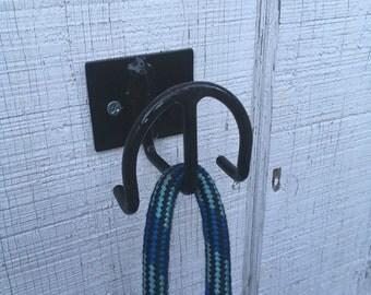 Dog Leash Hook / Canine Hook / Dog Holding Hook / Quick Hitch
