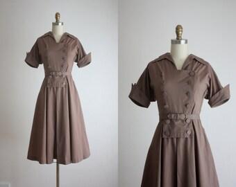 1950s iridescent dress