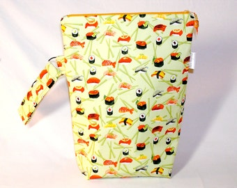 Sushi Knitting Valet