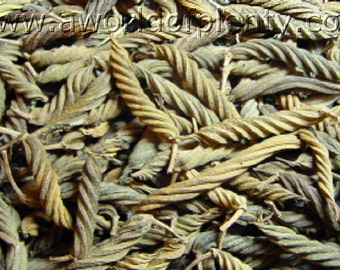 Twistie Pods - Unicorn Horns - Potpourri, Wreaths, Nature Crafts 12 oz