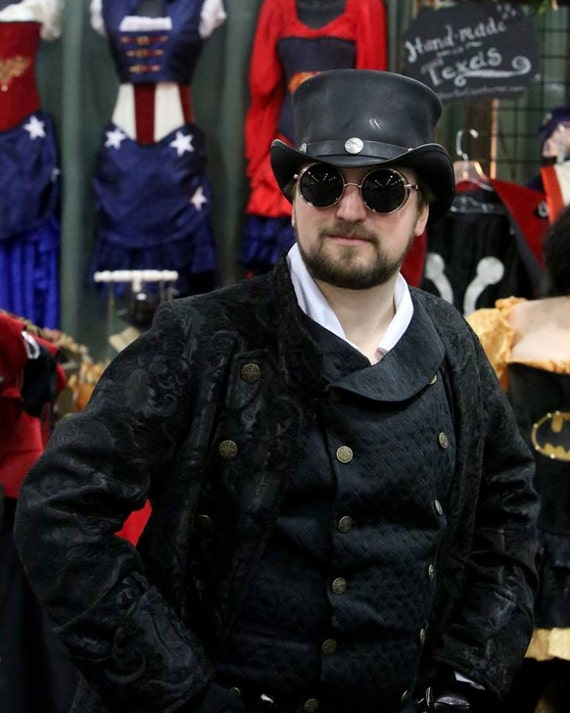 Batman Inspired Steampunk Costume