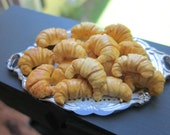 Tray of Croissants-RESERVED FOR MARIA