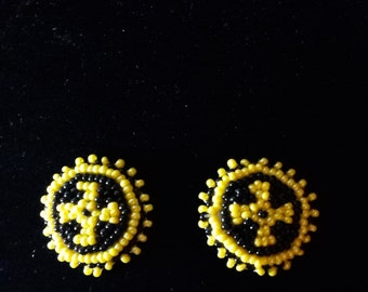 Native Rosette Earrings