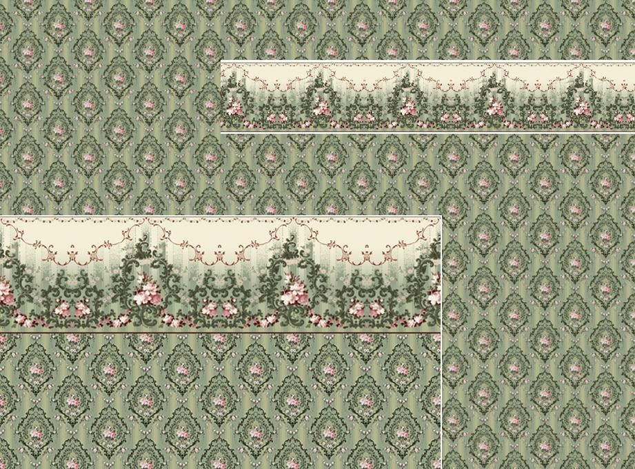1 12 And 1 24 Scale Downloadable Printable Vintage Victorian