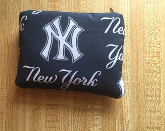 NY Yankee coin purse