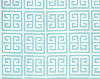 CHINOISERIE Chic-Frette- Dena Designs  PWDF196 Aqua 1 Yard Cut