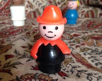 Fisher Price Little People - Fireman
