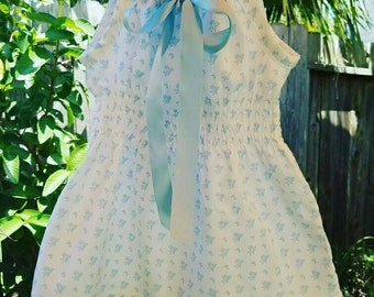 Shabby chic dress, floral dress, toddler dress, girl dress, pageant dress, FREE SHIPPING