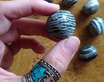Zebra Jasper Crystal & Energy Enhancing Metaphysical