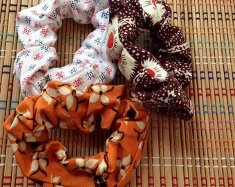 Scrunchie Set--They're Back!