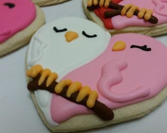 Love Bird Cookie Package