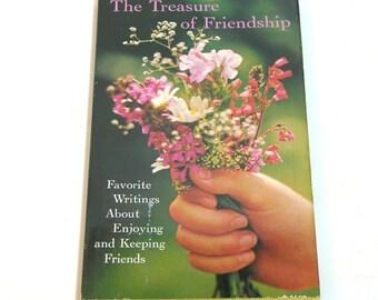 The Treasure of Friendship, Vintage Hallmark Gift Book