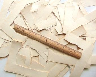 Antique Small Paper Scraps 1909