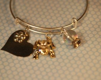 Frog Prince Charm Bracelet