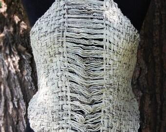 Native inspiration sleeveless sweater ready to ship