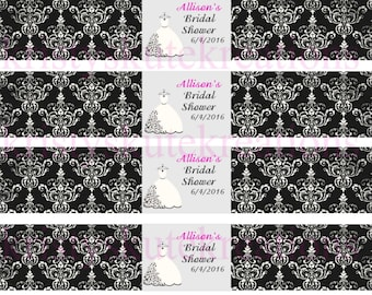 Bridal Shower Napkin Rings -DIGITAL Check out the matching designs
