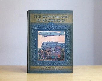 Antique Wonderland of Knowledge Encyclopedia Volume VI (Fif - Gre)