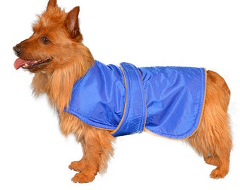 Whippet Coat custom made with tummy panel for your dog