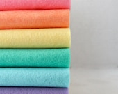 Hippie Chick - Wool Blend Felt Sheets - 6 sheets