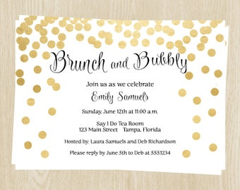 Blank Baby Shower Invites with luxury invitation example