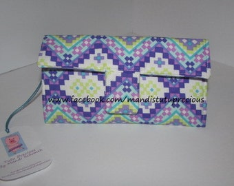 Womens Wallet - Wallet - Fabric Wallet - Billfold - Card Holder - Women - Gift - Floral Wallet - Floral - Ready To Ship