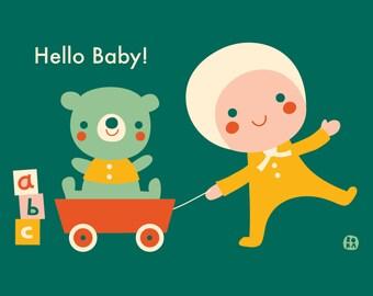 Hello baby - toys