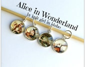 Alice in Wonderland (Set of 4)