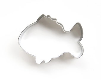 Tropical Fish Cookie Cutter, Fish Cookie Cutter, Under the Sea Cookie Cutter