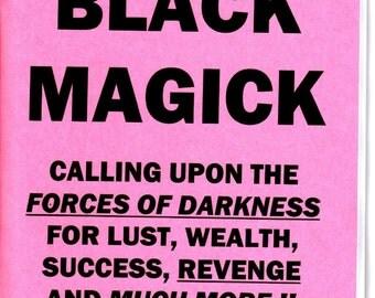 HARDCORE BLACK MAGICK book