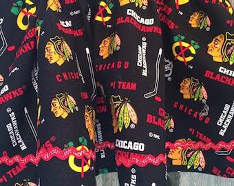 Chicago Blackhawks Twirly Skirt