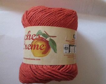 Peaches and Cream Cotton Yarn - 3 colors to choose from