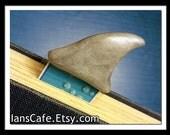 Jaws Shark - Sculptural Bookmark - great reader's gift
