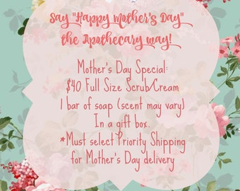 Mother's Day Gift Set, Special Gift For Mom