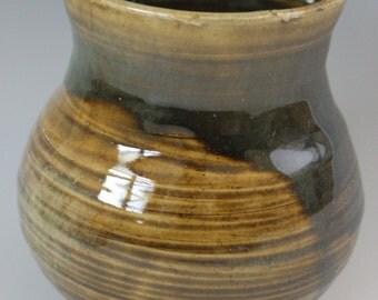 Wood fired vase 6