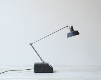Vintage Desk Lamp / Retro, Mid Century Lamp