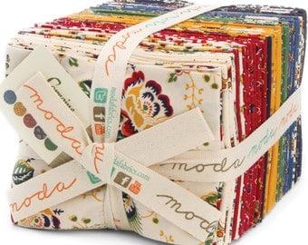 Lorraine 40 Fat Quarter Bundle by American Jane for Moda Fabrics 21680AB