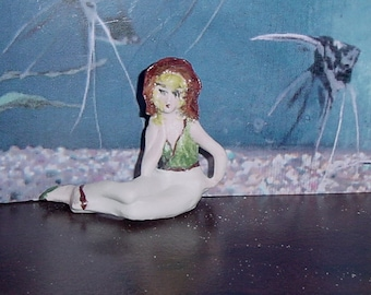 Bathing Beauty Figurine