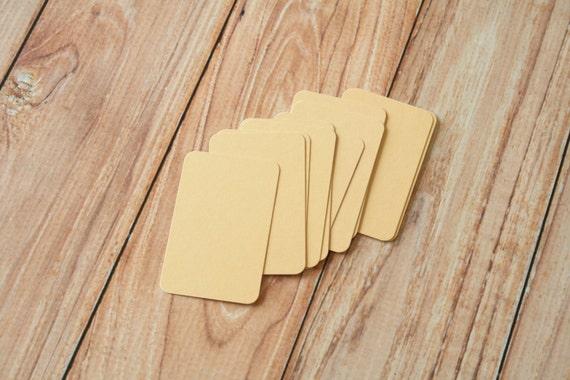 50pc SANDSTONE Eco Series Business Card Blanks